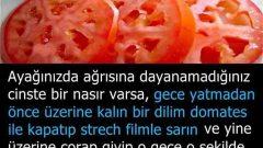domatesle nasır tedavisi