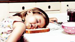 Bazı yiyecekler uyku yapar mı?
