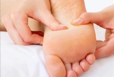 ayak masajı sağlık için iyidir