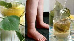 Sıvıları Atmak İçin Diüretik 5 Çay