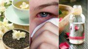 Bu 5 Doğal Reçeteyle Birlikte Göz Enfeksiyonlarını Tedavi Etmeyi Öğrenin