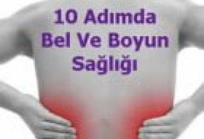 10 Adımda Bel Ve Boyun Sağlığı