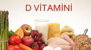 Hastalıklardan uzak kalmak ve maximum bağışıklık  için D Vitamini düzeyinizin