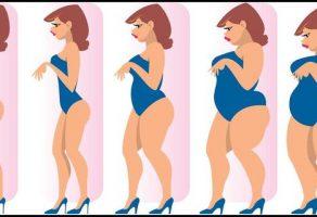 Basen ve Kalçaları Eritecek Diyet Önerileri