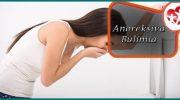 Anoreksiya Bulimia Nedir Belirtileri Nelerdir?