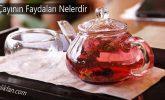 Çayınızın Dibi İle Güzelleşin