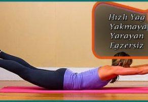 Hızlı Yağ Yakmaya Yarayan Egzersiz Programı