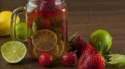 Limon – Kırmızı Meyve Detoks Suyu Nasıl Yapılır?