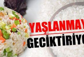 Pirincin Faydaları