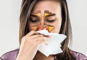Alerjik Rinit (Saman Nezlesi) Etkilerini Bunlarla En Aza İndirin