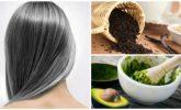 Zamansız Çıkan Beyaz Saçları 6 Adet Ev Yapımı Çare İle Azaltın