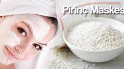 Cilt Beyazlatma Maskesi Pirinç Maskesi
