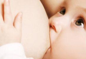 Bebeği Anne Sütüyle Beslemek