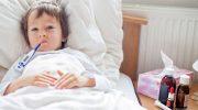 Çocuklarda Kış Aylarında Sık Görülen Enfeksiyonlar