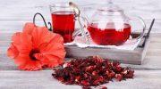 Hibiskus Çayı: Belirli Kanserlerle Mücadele ediyor!