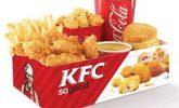 KFC Ürünleri Kalori Değerleri