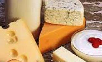 Süt Ve Süt Ürünlerinin Kalori Cetveli