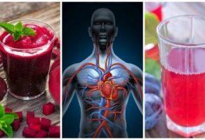 Bu 5 Doğal İçecekle Kan Dolaşımınızı Destekleyin