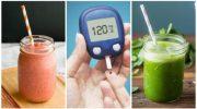 Kan Şekeri Seviyelerini Kontrol Etmek İçin 5 Smoothie