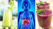 Meyve ve Sebzelerden Oluşan Bu 4 Smoothie İle Karaciğerinizi Temizleyin