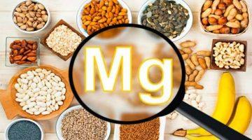 Magnezyum Nelerde Var, Nerede Bulunur? Magnezyum Bulunan Gıdalar