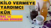 Ahmet Maranki Elma Sirkesi ile Zayıflama Kürü Bal Su Karışımı