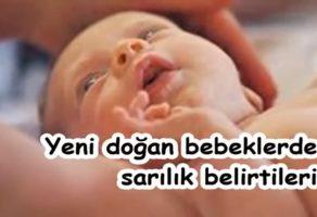 Yeni Doğan Bebeklerde Sarılık Belirtileri ve Tedavisi