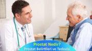 Prostat Nedir? Prostat Belirtileri, Nedenleri ve Tedavisi