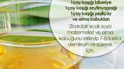 Temizleyici Ve Yenileyici Çay