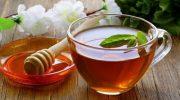 Bal, Sirke ve Çay ile Arındırıcı Karışım