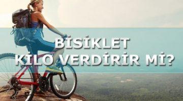Bisiklet Sürmek Zayıflatırmı-Bisiklet Sürmek Kaç Kalori-Bisiklet Sürmenin Faydaları