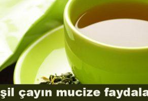 Yeşil Çayın 6 Mucizevi Faydası