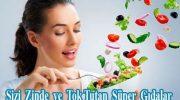 Sizi Zinde ve Tok Tutan Süper Gıdalar